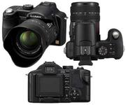 Panasonic Lumix DMC-FZ50.