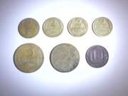 Монети СССР 1931 - 1957 рр