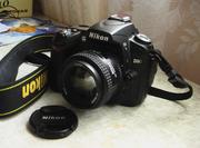 Фотоапарат Nikon D90 Тушка