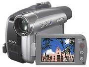Продам цифрову відеокамеру Sony DCR-HC23E в ідеальному стані + сумка