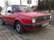 VW Golf2,  1.9д, нерастаможен из Германии