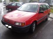 VW Passat B3, нерастаможен