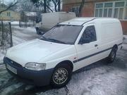 Ford Escort Van (Express TD)