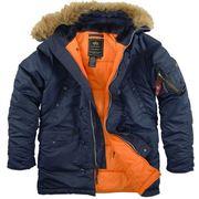 Легендарные куртки Аляска из США