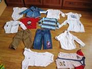 Пакет дитячих речей (ЯКІСНІ,  БРЕНДОВІ,  БВ)