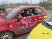 Уроки керування з інструктором-жінкою у місті Рівному
