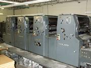 Продам листовую офсетную печатную машину Heidelber MOVP