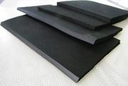 Резиновые пластины губчатые 8мм,  10мм