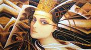 Янтарь: картины,  иконы,  портреты,  пейзажи,  натюрморты из янтаря