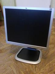 Хороший монитор недорого модели HP L1950 LCD
