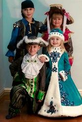 Прокат дитячих новорічних карнавальних костюмів.