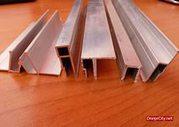 Алюминиевый профиль к натяжным потолкам