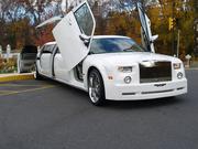 Прокат лимузина Rolls-Royce в Ровно
