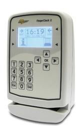 FingerClock 2 Magnetico- терминалы учёта рабочего времени
