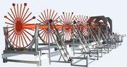 Линия для сварки цилиндрических каркасов TJK HL1500 В