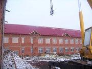 Реставрація дахів приміщень.