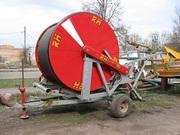 Дождевальная машина RM 90 мм,  400 м,  в наличии