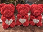 Купить, продам   мишку   из 3D роз (TEDDY BEAR) в Ровно