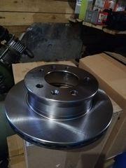 тормозний диск на спринтер