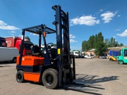 Вилочный автопогрузчик/автонавантажувач Toyota 5FGL15 на 1.5 тонны